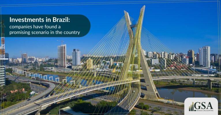 Investiments in Brazil